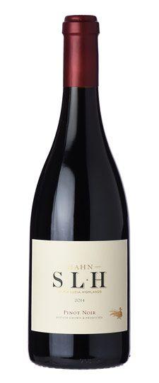 Hahn Pinot Noir Santa Lucia Highlands SLH 2014 score 92 $30