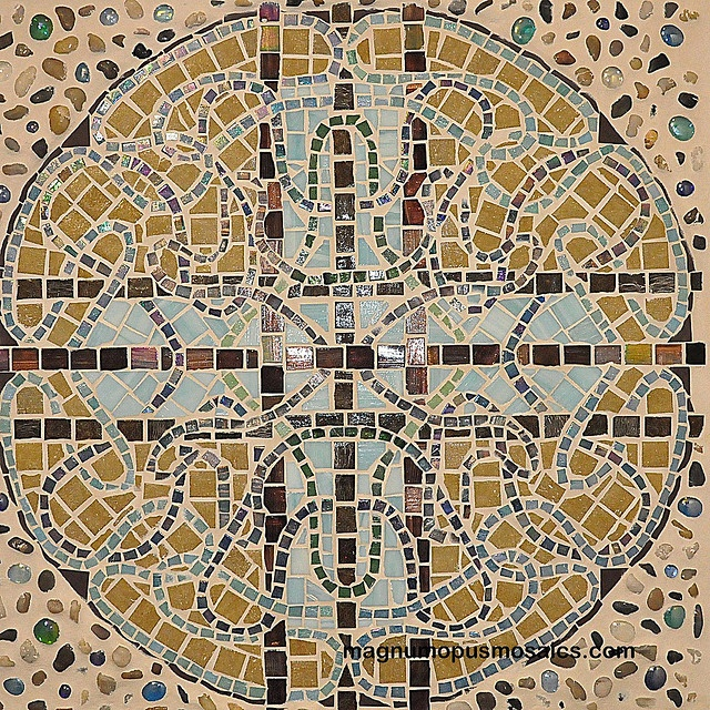 17 Best Images About Mosaics On Pinterest Mosaic Wall