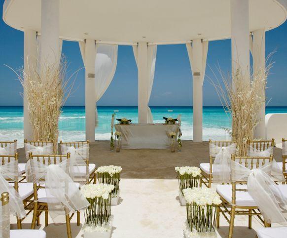 Caribbean Island Wedding, I think I'd like a beach wedding #wedding #venue