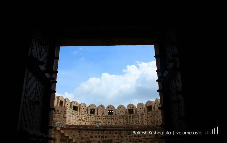 Golconda fort entrance. Production : VOLUME | http://volume.asia #hyderabad #india By Rakesh Krishnotula Follow on IG : rakesh.krishnotula Production : volume.asia