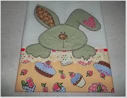 artesanato para pascoa em tecido - Pesquisa Google