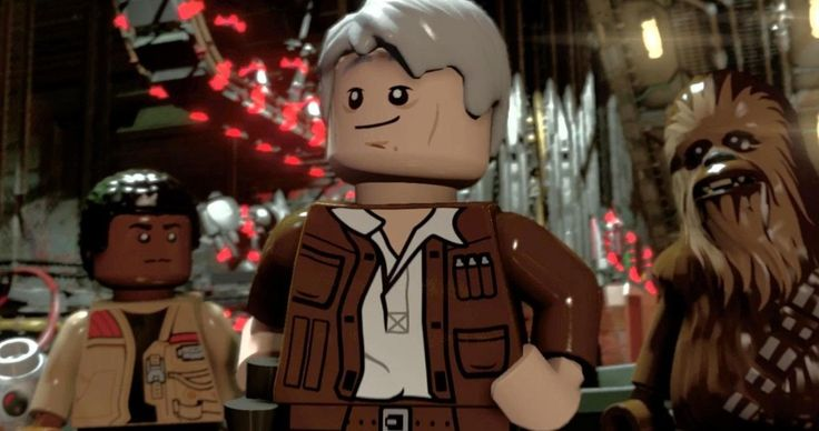 'LEGO Star Wars: The Force Awakens' Trailer Shows Off Gameplay -- The new gameplay trailer for 'LEGO Star Wars: The Force Awakens' shows fans how they can get out of some tight spots. -- http://movieweb.com/lego-star-wars-force-awakens-video-game-trailer-gameplay/