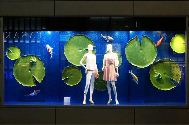 Tokyo Show Window - Ginza Core (2013)