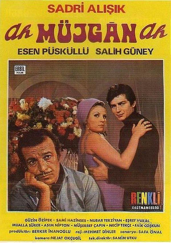 Ah Müjgân Ah (1970)