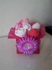 Unique Baby Gifts Baby Cloths Gift -   Baby Girl Bouquet