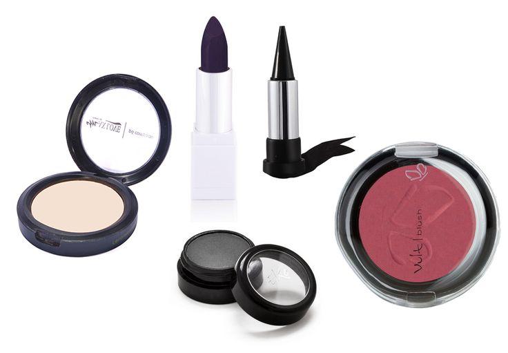 Para mostrar para todo mundo a gótica suave que existe dentro de você: | 7 formas de montar um kit de maquiagem com até R$ 100