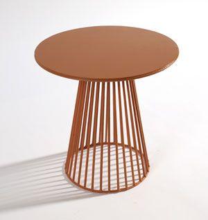 17 meilleures id es propos de table bistrot ronde sur for Table filaire