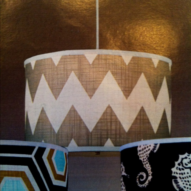 Over the table drum lamp | For the Home (design & products ...