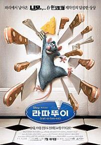 라따뚜이 Ratatouille , 2007