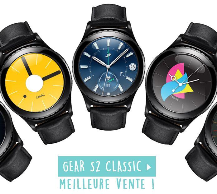 Montre Samsung Gear S2 Classic