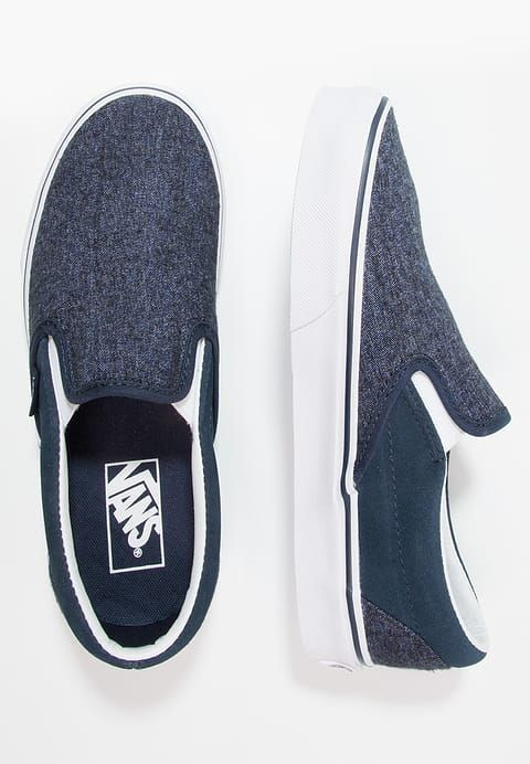 bfe69078da Vans UA CLASSIC SLIP-ON - Slipper - dark blue für 59