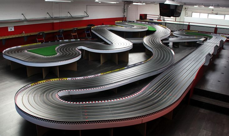 17 Best Images About Vintage Slot Car Racing From The 1960