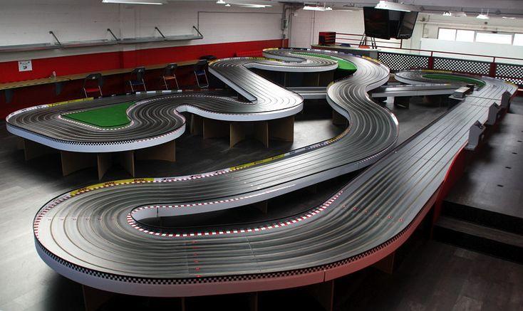 Besten slot car racing bilder auf pinterest