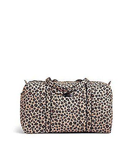 Vera Bradley Large Duffel Bag (Grand Leopard)