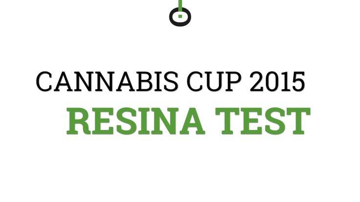 Spannabis Cup 2015 (resins participants)