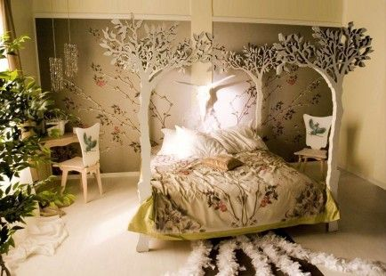http://www.bawtie.com/comfortable-cool-room-decor/ Comfortable Cool Room Decor : Cool Cozy Bedroom Designs