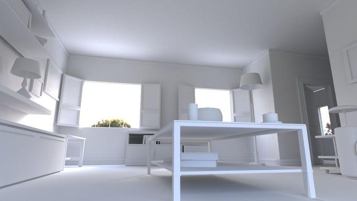Corona renderer - Introduction