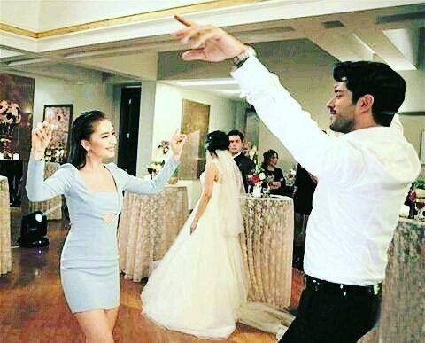 today in wedding of Zeynep and Ozan #nihan ve #kemal #karasevda #zeynep #ozan #wedding #dance by neslihan_atagul_arab_fan1 http://ift.tt/1OuwEiE I posted wedding photos from all instagrammers. If you...