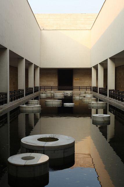 DAVID CHIPPERFIELD hangzhou - liangzhu museum 7 by Doctor Casino, via Flickr