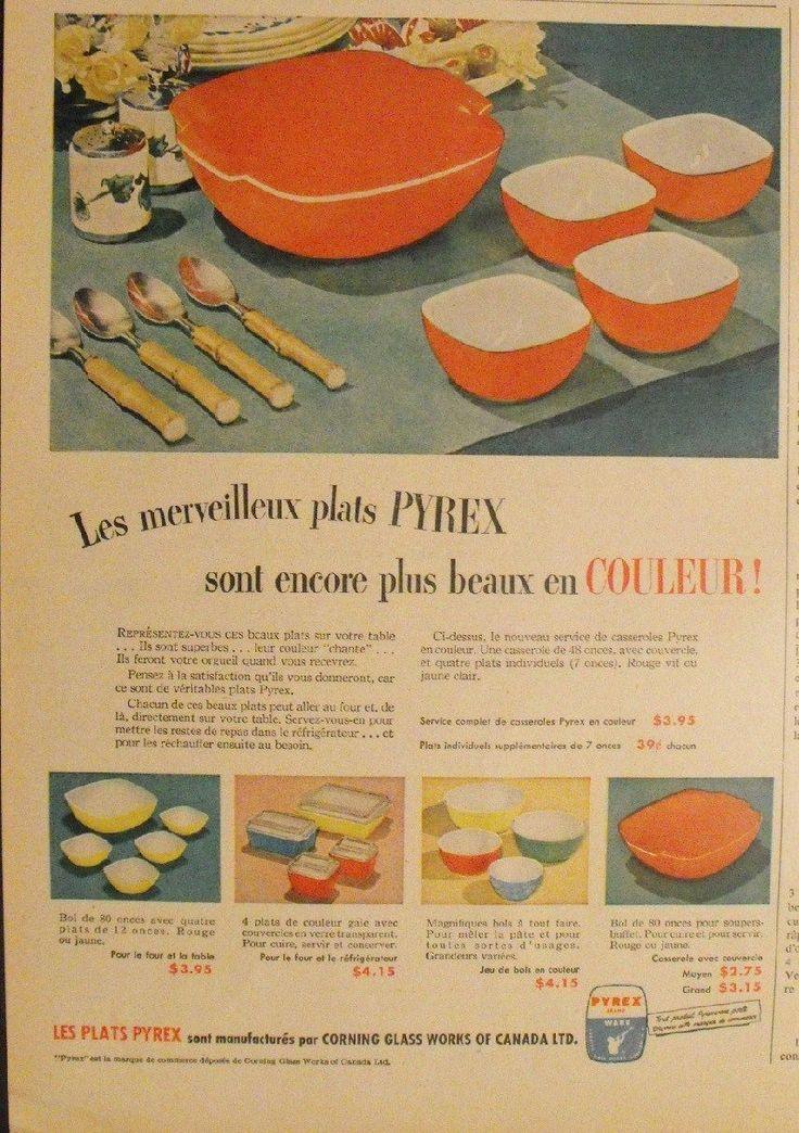 Corelle Corner: Dates & Details for Collectors of Corelle, Pyrex, Corning Ware & Centura.