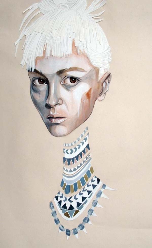Illustrations by Anne Sofie Madsen