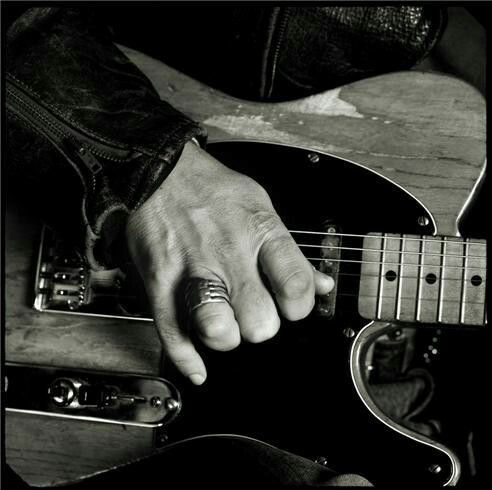 Bruce Springsteen, Malibu, Californie, 1991