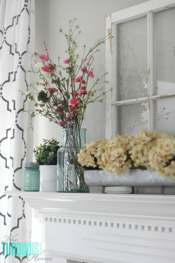 Plus de 1000 idées à propos de Home Decor: Mantels sur Pinterest ...