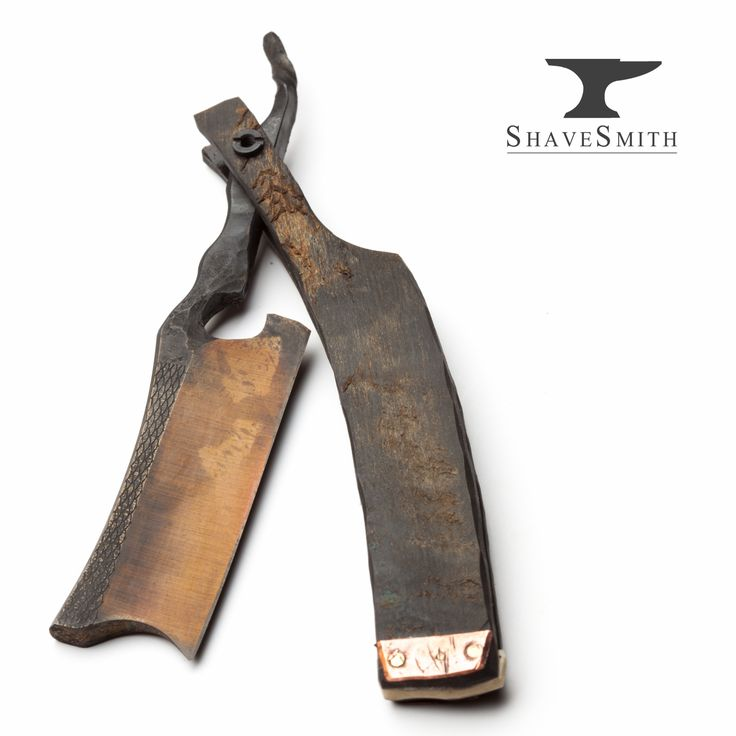 Aethiopicus - 8/8 Primitive Forged Custom Straight Razor