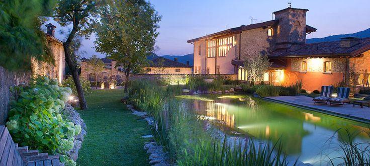 Boutique Hotel Angebote Villa dei Campi Gardasee