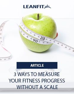 As we travel down our individual fitness paths, it's essential that we track our progress because it: 1. Shows us measurable results that encourage us to keep pushing forward. 2. Helps us make smart changes to increase our results instead of us haphazardly choosing a new workout or a new diet at random. 3. Gives us the information we need to set smart, measurable milestones.