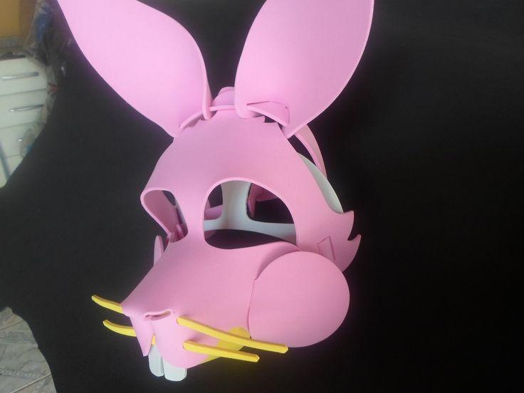 mascara coelho