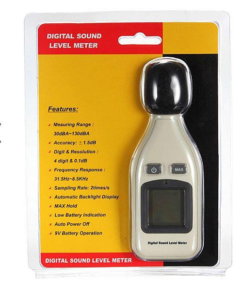 GM1351 Digital Sound Level Meter Data Logger 30-130dB   Skype: obd2tuner.com   whatsapp: +86-15889512468