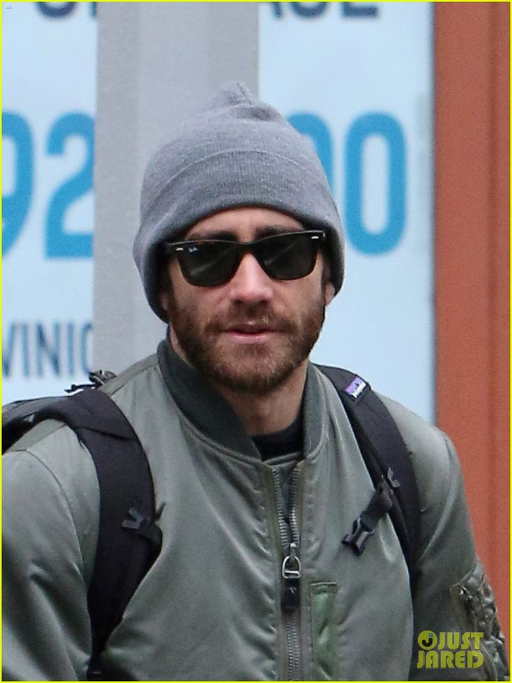 Jake Gyllenhaal Hangs Out with Longtime Pal Greta Caruso: Photo #3536592. Jake Gyllenhaal takes a stroll while bundled up to brave the rainy weather on Tuesday afternoon (December 22) in New York City.    The 35-year-old actor was joined…