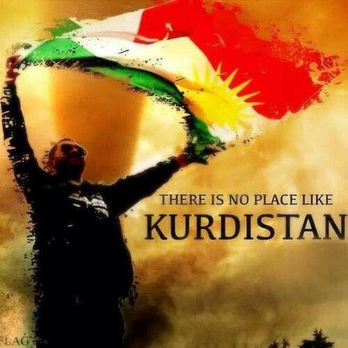 Vive le  Kurdistan libre!