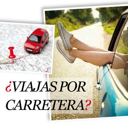 ¿Viajas por carretera? No te olvides de nada http://www.inkomoda.com/viajas-por-carretera-no-te-olvides-de-nada/
