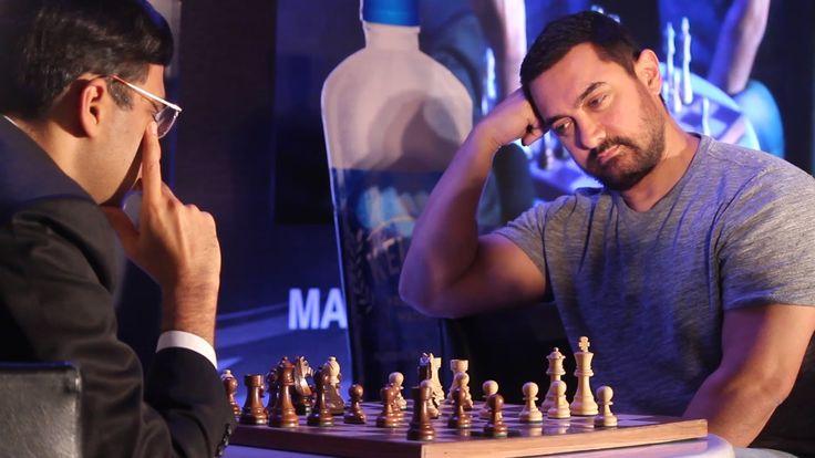 Aamir Khan vs Viswanathan Anand | Chess Match