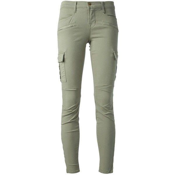J Brand Cargo-Style Skinny Jean found on Polyvore