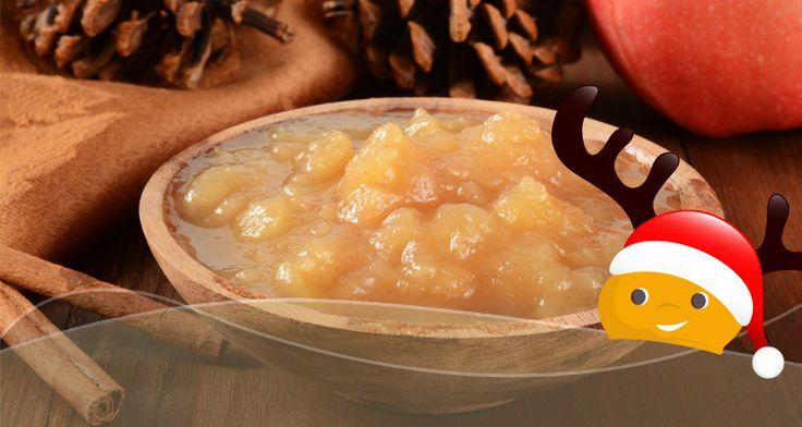Salsa di Mele: una #ricetta #light che è sia un dolce al cucchiaio che farcitura per torte e bignè :) #leggerezza