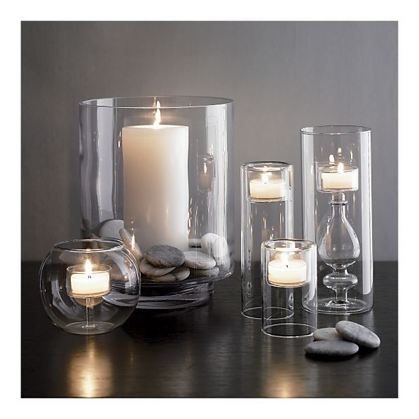 Use mine like this with new rocks and white candles for kitchen table