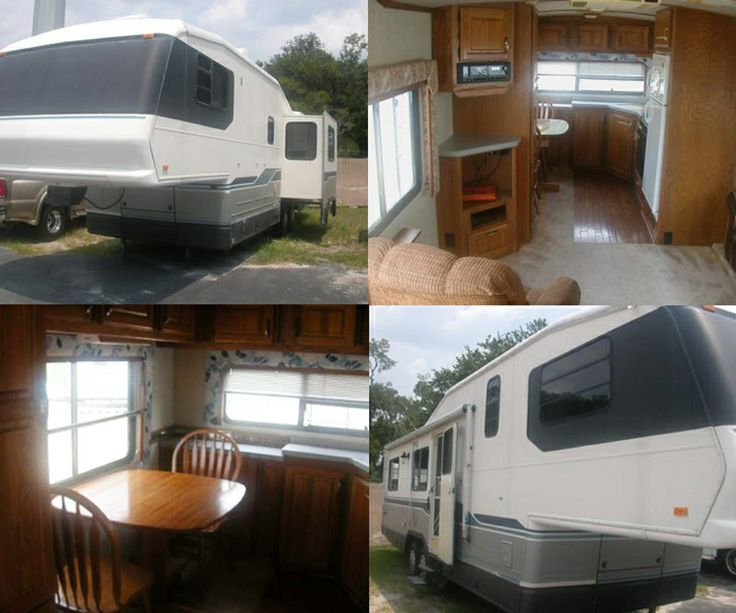 Used 1991 AVION fifth wheel is available in Very nice condition in Lake Wales at UniqueRvTrader.Com