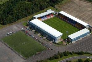 Mcdiarmid Park, St. Johnstone FC