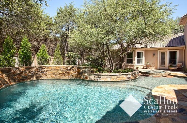 42 Best Backyard Pool Ideas Images On Pinterest Pool