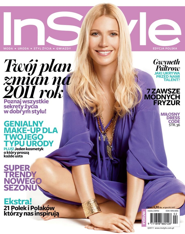 InStyle 2/2011