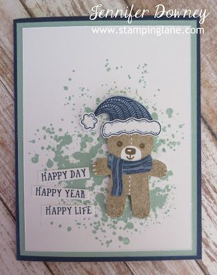 Stamping Lane: Warm and Fuzzy