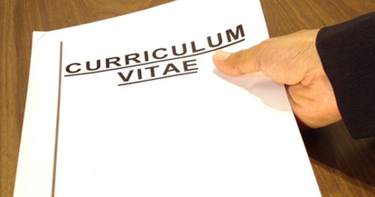 5 things on your CV that will make employers think you're a total moron