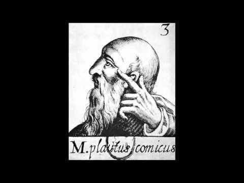 Titus Maccius Plautus - Obchodník (Mluvené slovo CZ) - YouTube