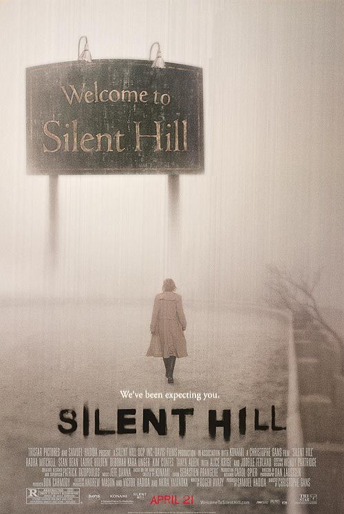 Silent Hill movie posters at movie poster warehouse movieposter.com