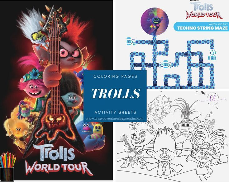 Free Printable Trolls Coloring Pages Activity Sheets Zoom Backgrounds More Coloring Pages Cool Coloring Pages Poppy Coloring Page