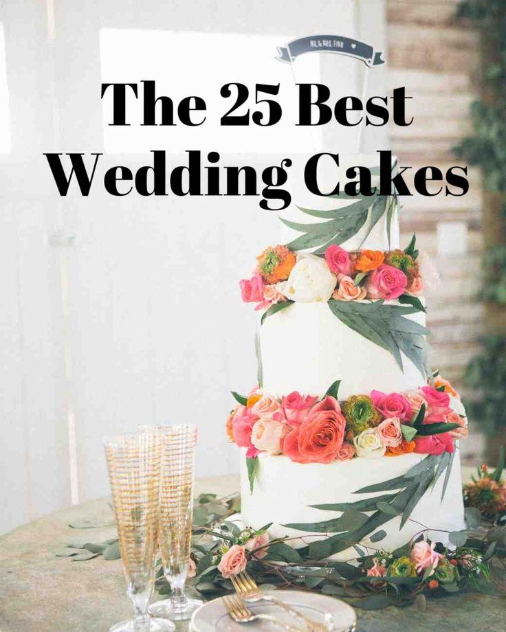 The 25 Best Wedding Cakes: 1666 Best Wedding Cake Ideas Images On Pinterest