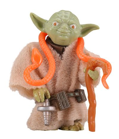 Yoda - Star Wars action figures - in pictures